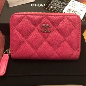 Chanel Zippy Coin